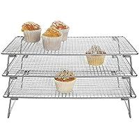 Üç Katlı Pasta Kek Ekmek Soğutma Teli