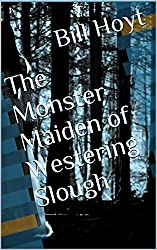 The Monster Maiden of Westering Slough (Tales of the Red Brethren Book 2) (English Edition)