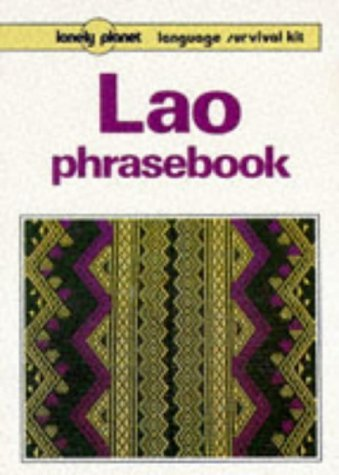 Lao-Phrasebook-Lonely-Planet-Language-Survival-Kits-by-Joe-Cummings-1995-10-31