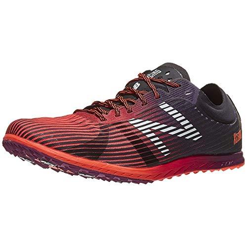New Balance Women's 5K V4 Cross Country Running Shoe Orange 6.5 B US