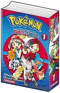 Pokémon - La Grande Aventure : Rubis et Saphir, tome 1 par Hidenori Kusaka