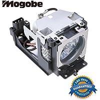 Mogobe POA-LMP111 Projector Replacement Compatible bulb for Sanyo PLC-WXU30 PLC-WXU3ST PLC-WXU700 PLC-XE50 PLC-XK460 PLC-XL50 PLC-XL51 PLC-XU101 PLC-XU105 PLC-XK450 PLC-XU106 PLC-XU111 PLC-XU115 PLC-X