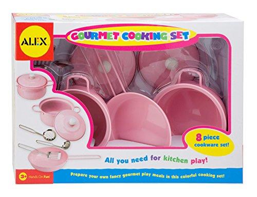 Cooking Set Gourmet (ALEX Toys Gourmet Cooking Set)