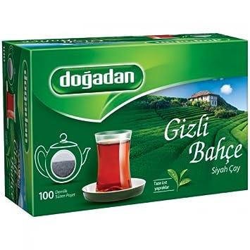 Amazon Dogadan Gizli Bahce Black Tea Hidden Forest Turkish