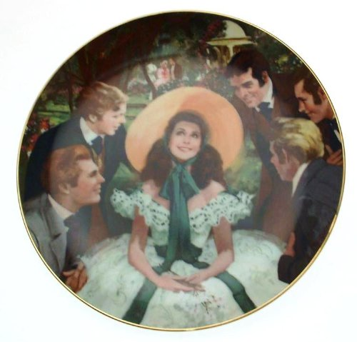Bradford Exchange W S George Gone with The Wind Golden for sale  Delivered anywhere in USA