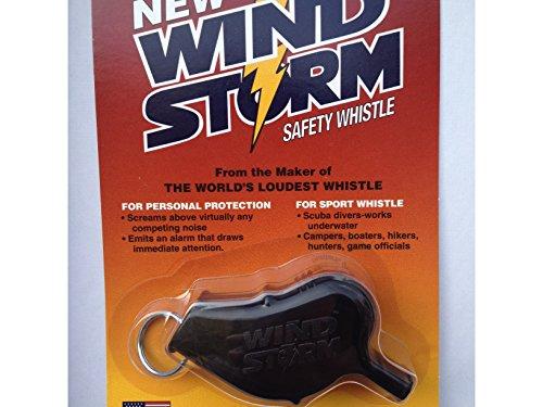 Storm Whistle (Black) - 2