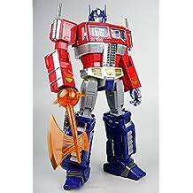Transformers Wei Jiang Masterpiece MPP10 Alloy Diecast Oversized Optimus Prime by BestGrey