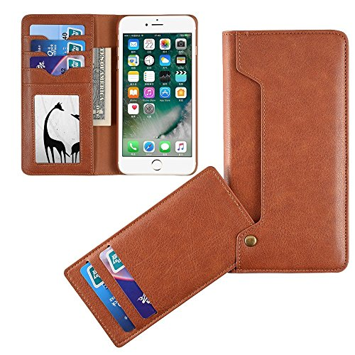 Iphone Plus Leather Folio Wallet Key Pieces