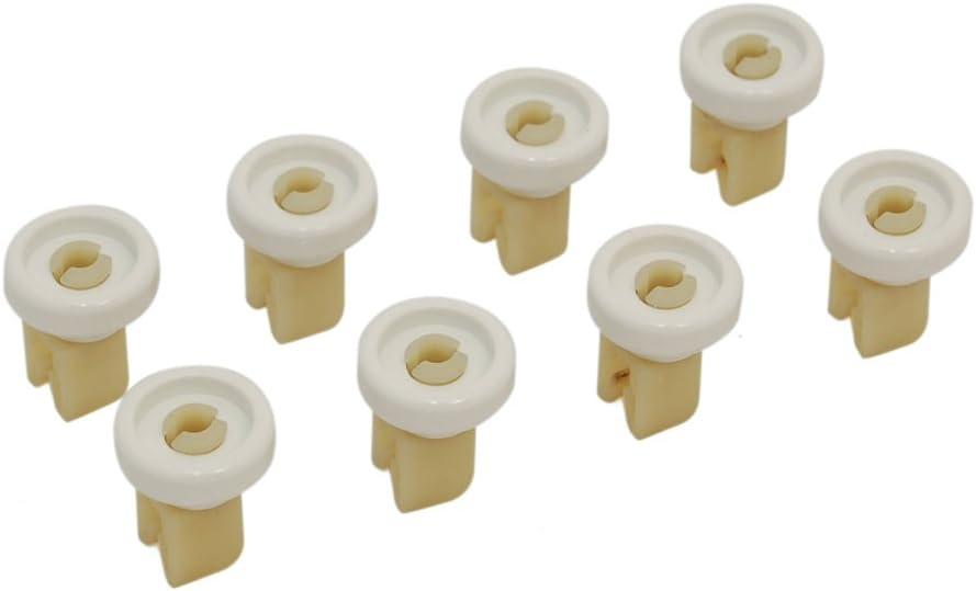 Amazon.com: AEG Dishwasher Upper Basket Wheels -Pack Of 8 ...