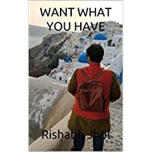 Want What You Have: Who are you really when you lose everything? (A Narcissist's Memoir Book 1)
