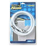 Camco 43717 60-Inch Shower Flexible Hose, White