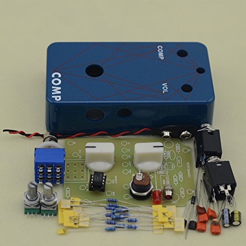 Make Your Own Compressor Effects Pedal All Kits With 1590B by TTONE