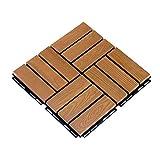 Diy wood flooring/wpc flooring/outdoor,[anticorrosive],balcony floor/diy mosaic flooring-A
