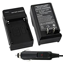 eForCity Battery Charger for SONY Li-Ion NP-FM500H NP-F550 NP-F570