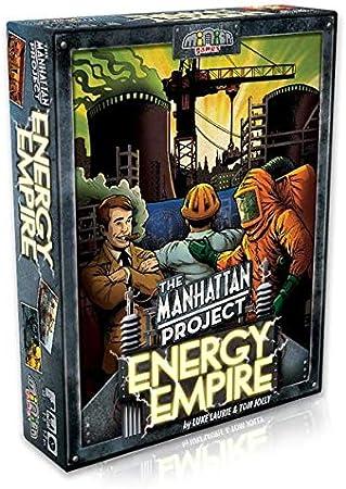DOIT The Manhattan Project: Energy Empire - Juego de Mesa ...