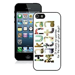 Amazing Iphone 5s Black Rubber Case Hakuna Matata Gifts Iphone 5 Durable Silicone Cover
