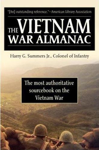 The Vietnam War Almanac by Brand: Presidio Press
