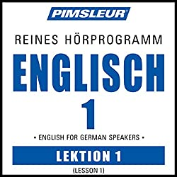 ESL German Phase 1, Unit 01