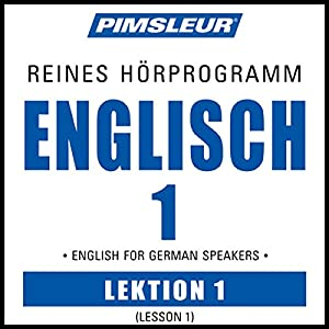 ESL German Phase 1, Unit 01 Audiobook
