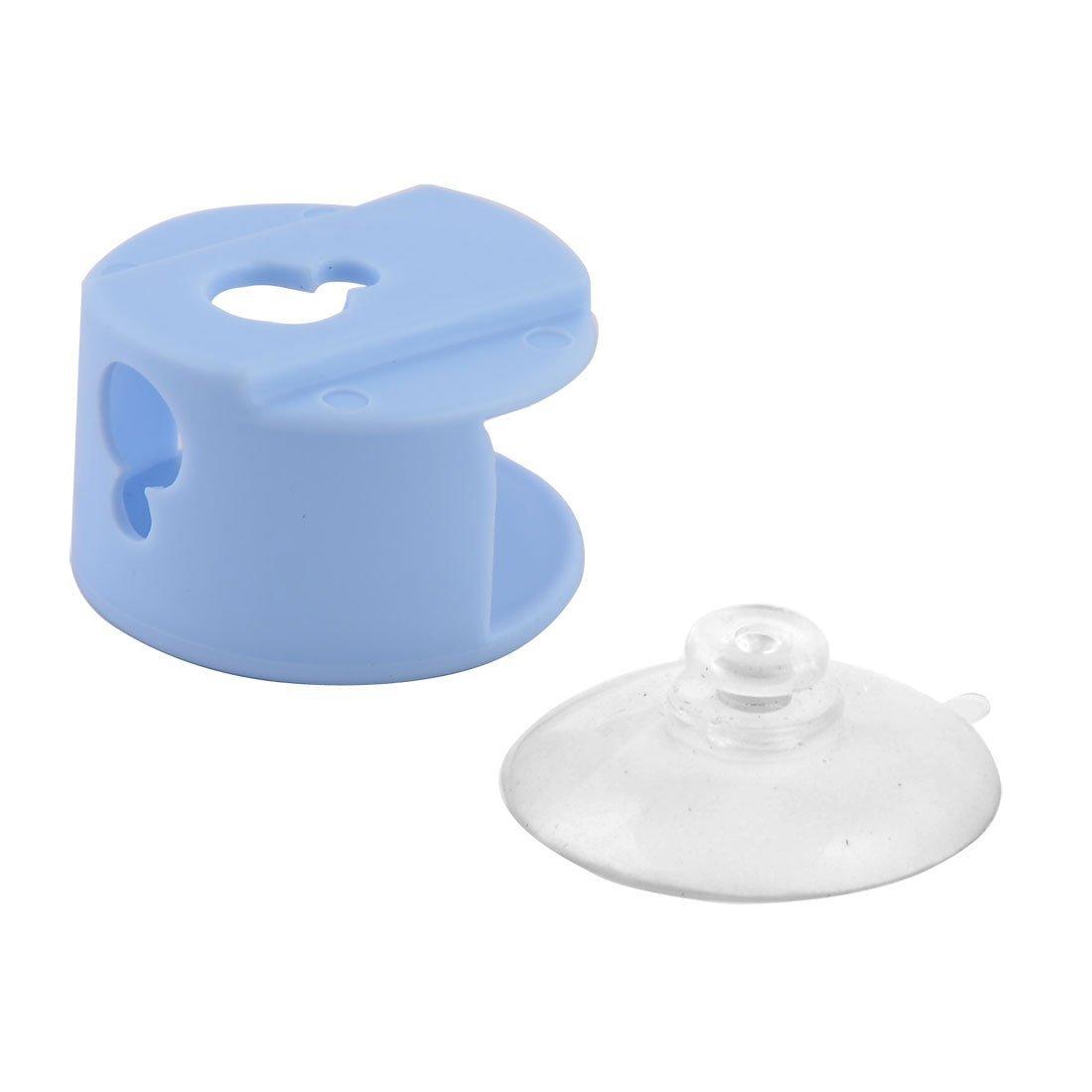 eDealMax plástico Home Hotel Baño de lavandería de ropa Toalla ventosa de colgar titular - - Amazon.com