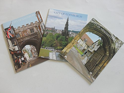 city of Salisbury, city of Edinburgh and city of Winchester (Paper -