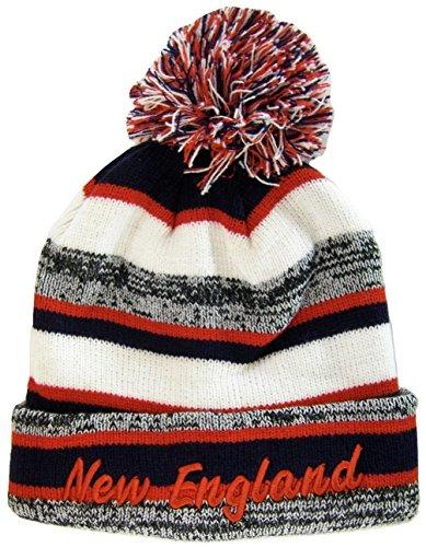 de7f66713 New England Patriots Pom Hat