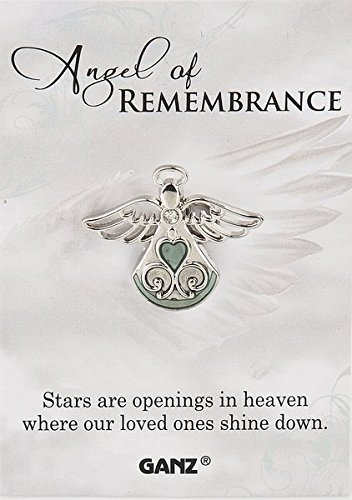 (Ganz Pin - Angel of Remembrance