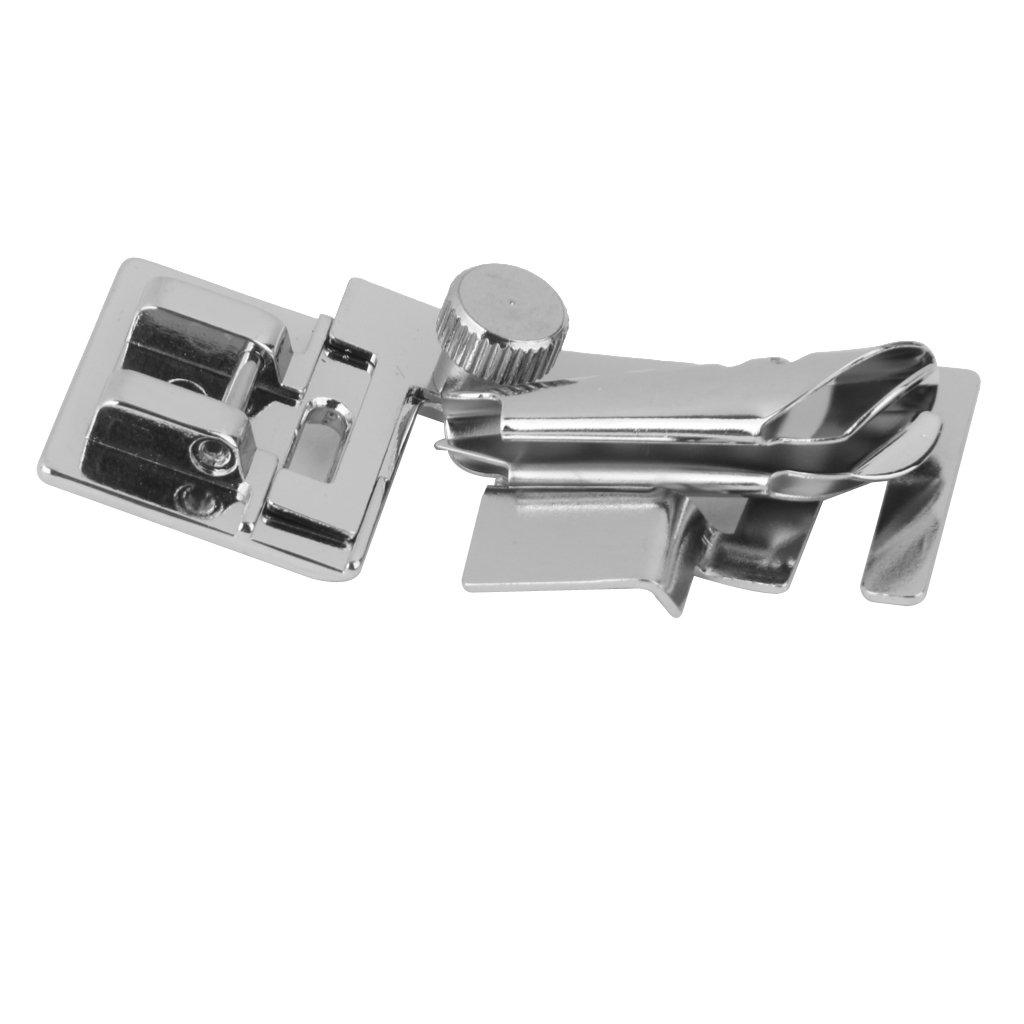 Baoblaze Pied-de-biche Biais Pied Presseur pour Machines /à Coudre Domestiques