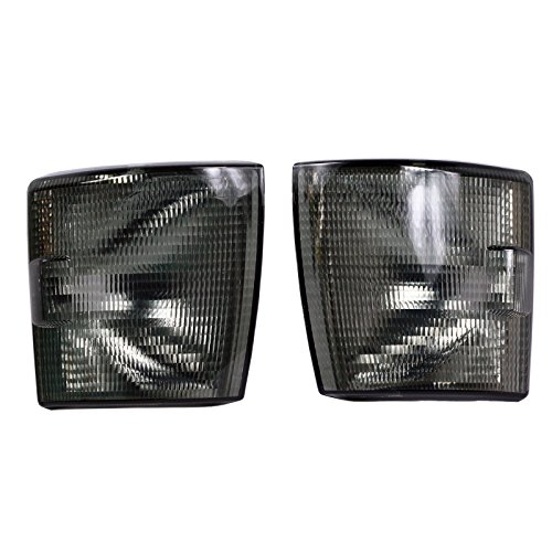 PAIR Right Hand Side & Left Hand Side Front Indicator Lamp Without Bulb Holder 701953050/701953049: