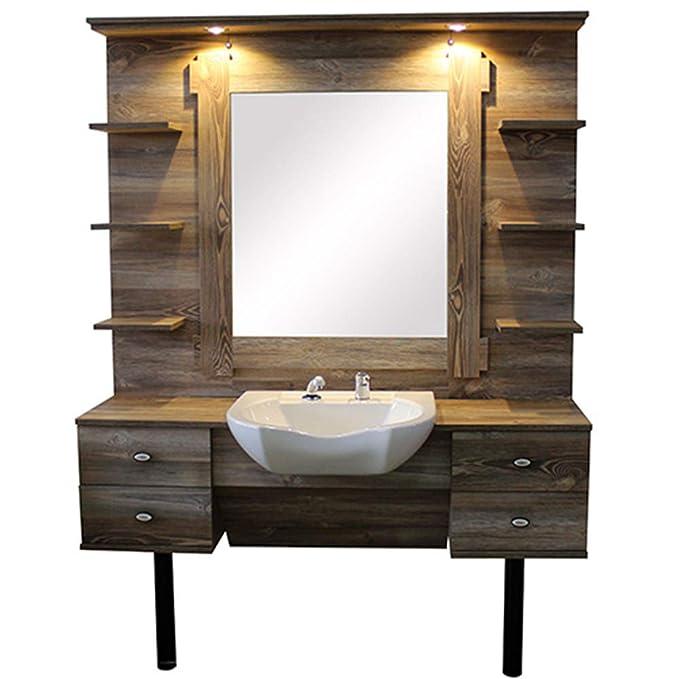 CSS CT875 - Mueble de peluquería para salón de belleza, mueble de salón de belleza, mueble de peluquería