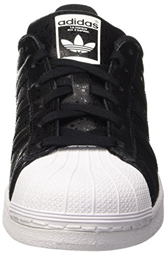 Mode Superstar Cblack Adulte Baskets adidas Noir Mixte Blanc Crywht Cblack Multicolore qEHfA