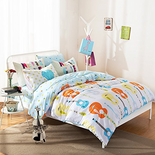 Guitar Bedding Tktb