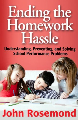 john rosemond ending the homework hassle