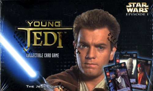 Star Wars Young Jedi Collectible Card Game The Jedi Council by Decipher