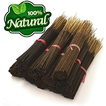 Bless-Frankincense-and-Myrrh 100%-Natural-Incense-Sticks Handmade-Hand-Dipped The-best-woods-scent-500-Pack-(100x5)