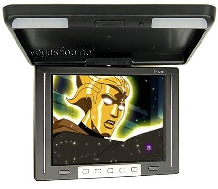 12, 1' TFT Deckenmonitor Auto Monitor KFZ Flip Down IR 1 TFT Deckenmonitor Auto Monitor KFZ Flip Down IR VSG ® 11102