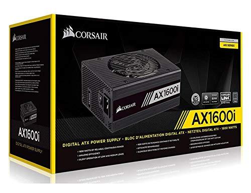 Corsair AX1600i 1600W 80 Plus Titanium PSU