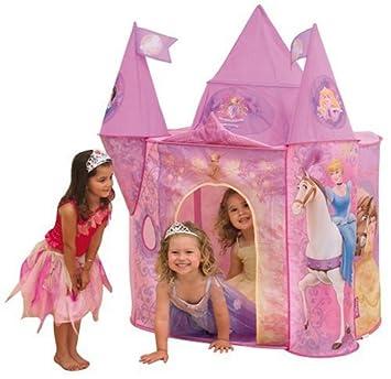 watch 7da94 561b4 Disney Princess Horses & Castles Tent