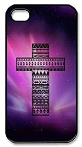 Cross Case for iphone4,4s,Aztec cross phone Case for iphone4,4s.