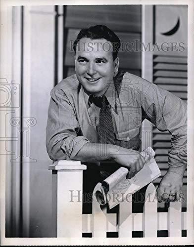 Historic Images - 1946 Vintage Press Photo John Faulk in Johnny