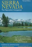 Search : Sierra Nevada: The Naturalist's Companion, Revised edition