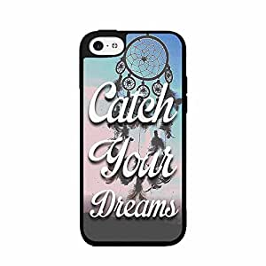 Catch Your Dreams Plastic Phone Case Back Cover iPhone 4 4s