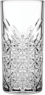 15 oz. Pack of 12 Hospitality Glass Brands 52800-012 Timeless Long Drink
