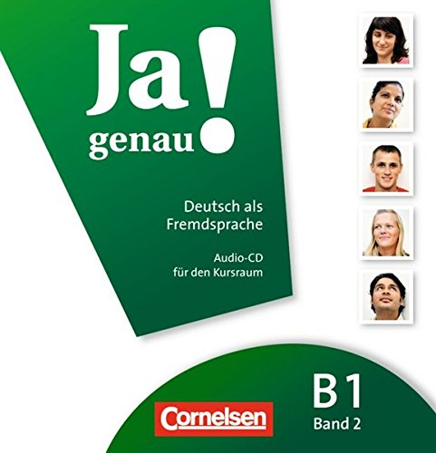 Download Ja genau!: CD B1 Band 2 pdf