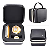Sinwo Luxury Force Band Droid Hard EVA Protection Shockproof Bag Box Travel Carry Case For Sphero Star Wars BB-8 Droid (Black, For Sphero Star Wars BB-8 Droid)
