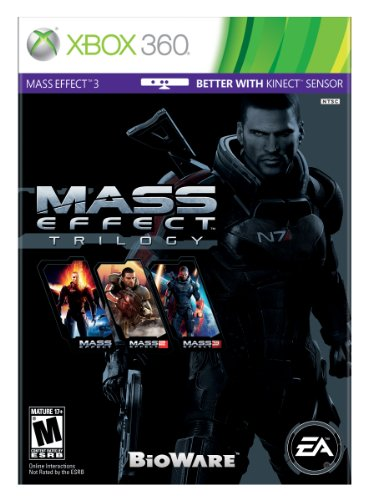 Price comparison product image Mass Effect Trilogy [M]