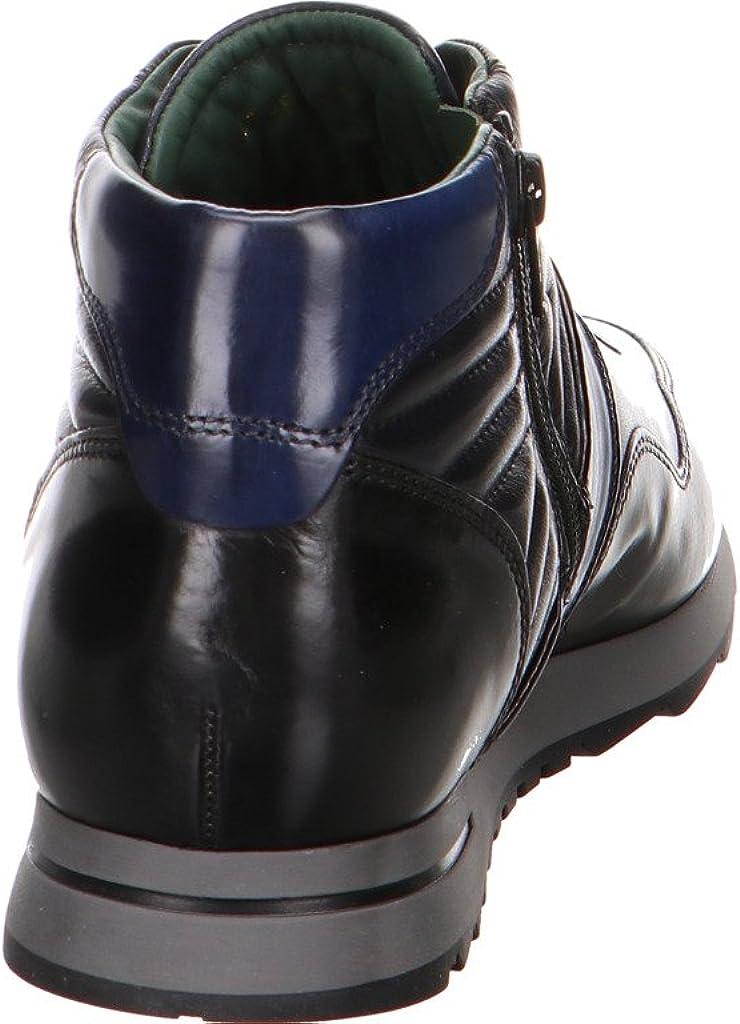 Galizio Torresi 137-00-90132, Baskets pour Homme Noir