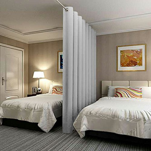 RHF Privacy Room Divider Curtain 8ft tall x 15ft Wide: No on