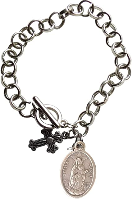 Special Collection Bracelet of OUR BLESSED LADY Medals