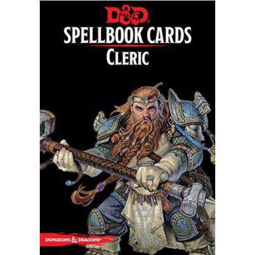73916 D&D: Spellbook Cards: Cleric Deck